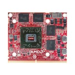 FirePro S4000X - Graphics card - FirePro S4000X - 2 GB GDDR5 - MXM 3.0 Type A