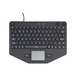 SL-80-TP - Keyboard - with touchpad - backlit - USB