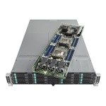 "Server System VRN2224THY4 - Server - rack-mountable - 2U - 2-way - 1 x Xeon E5-2620V4 / 2.1 GHz - RAM 128 GB - SATA - hot-swap 2.5"" - no HDD - GigE - monitor: none"