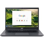 "Acer Chromebook 14 for Work CP5-471-581N - Core i5 6200U / 2.3 GHz - Chrome OS - 8 GB RAM - 32 GB eMMC - 14"" IPS 1920 x 1080 ( Full HD ) - HD Graphics 520 - 802.11ac, Bluetooth - black, silver NX.GE8AA.003"