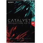 Sony Catalyst 2016 Production Suite (1-Year Subscription, Download) - Win, Mac CATPS1099S