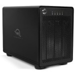 12.0TB 4-bay external driveDual Thunderbolt 2 | RAID 5 | 4 Drive Bays | Mac