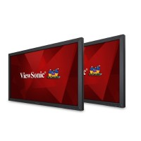 "ViewSonic 24"" VA2452Sm_H2 Full HD TFT Panel with DisplayPort Technology Dual Monitor Pack VA2452SM_H2"