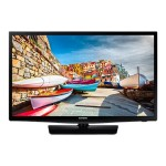 """HG24NE470AF - 24"""" Class - HE470 series LED display - with TV tuner - hotel / hospitality - 720p - black"""