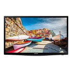 "HG28NE473AF - 28"" Class - HE473 series - Pro:Idiom LED display - with TV tuner - hotel / hospitality - 720p - black"