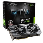 GE GTX1080 FTW GAMING ACX 3.0 08G-P4-6286-KR