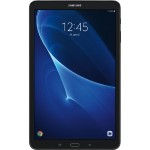"Galaxy Tab A (2016) - Tablet - Android 6.0 (Marshmallow) - 16 GB - 10.1"" TFT (1920 x 1200) - microSD slot - black"