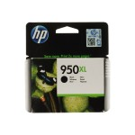 950XL - High Yield - black - original - ink cartridge - for Officejet Pro 251dw, 276dw, 8100, 8600, 8600 N911a, 8610, 8615, 8616, 8620, 8630