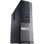 Optiplex 7010 Intel Core i5-3470 Quad-Core 3.20GHz Small Form Factor Desktop -8GB RAM, 2TB HDD, DVD-ROM, Gigabit Ethernet - Refurbished