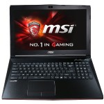 "GP62 Leopard Pro Intel Core i7-5700HQ 2.7GHz Gaming Notebook Computer - 8GB RAM, 1TB HDD, 15.6"" FHD, DVD Super Multi, Gigabit Ethernet, Intel 1x1 Wireless-AC 3160, Bluetooth, Webcam, 6-cell Lithium-Ion"