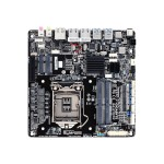 GA-H110TN-GSM PLUS - 1.0 - motherboard - Thin mini ITX - LGA1151 Socket - H110 - USB 3.0 - 2 x Gigabit LAN - onboard graphics (CPU required) - HD Audio (8-channel)