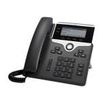 IP Phone 7821 - VoIP phone - SIP, SRTP - 2 lines