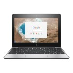 "Chromebook 11 G5 - Celeron N3060 / 1.6 GHz - Chrome OS - 4 GB RAM - 32 GB eMMC - 11.6"" TN 1366 x 768 (HD) - HD Graphics 400 - Wi-Fi, Bluetooth - kbd: US"