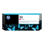 745 - 300 ml - magenta - original - DesignJet - ink cartridge - for DesignJet Z2600 PostScript, Z5600 PostScript
