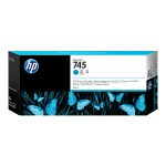 745 - 300 ml - cyan - original - DesignJet - ink cartridge - for DesignJet Z2600 PostScript, Z5600 PostScript