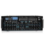Pro Mic Mixing Amp with USB / SD Inputs and Bluetooth