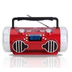 Technical Pro Portable Battery-Powered BT Speaker with USB / SD / TF BX4R