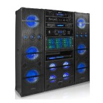 Technical Pro Pro 3500 Watt Bluetooth Rack System SYSTEM3500