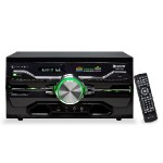 Pro Bluetooth Receiver with Built-in DVD Player
