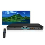Pro DVD Player with HDMI / Karaeke CD+G, Divx +more