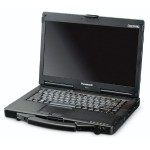 "Toughbook CF-53 Intel Core i5-4310U Dual-core 2GHz Notebook PC - 4GB RAM, 500GB HDD, 14"" HD LCD, Gigabit Ethernet, 802.11a/b/g/n/ac, DVD-Writer, Lithium Ion"