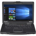 "Panasonic Toughbook 54 Lite - Core i5 6300U / 2.4 GHz - Win 10 Pro - 4 GB RAM - 500 GB HDD - 14"" IPS 1920 x 1080 (Full HD) - HD Graphics 520 - Wi-Fi, Bluetooth - with Toughbook Preferred CF-54D2900VM"
