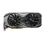 Zotac GeForce GTX 1070 - AMP! Edition - graphics card - GF GTX 1070 - 8 GB GDDR5X - PCIe 3.0 x16 - DVI, HDMI, 3 x DisplayPort ZT-P10700C-10P