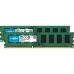DDR3L - 4 GB: 2 x 2 GB - DIMM 240-pin - 1600 MHz / PC3L-12800 - CL11 - 1.35 V - unbuffered - non-ECC