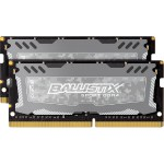Ballistix Sport LT - DDR4 - 32 GB: 2 x 16 GB - SO-DIMM 260-pin - 2400 MHz / PC4-19200 - CL16 - 1.2 V - unbuffered - non-ECC
