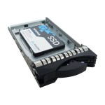 """Enterprise Professional EP400 - Solid state drive - encrypted - 480 GB - hot-swap - 2.5"""" - SATA 6Gb/s - 256-bit AES - for Lenovo System x32XX M2; x3400; x3500 M2; x3500 M3; x35XX; x36XX M3; x3755; x3755 M3; x3800"""