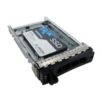 "Enterprise Professional EP500 - Solid state drive - encrypted - 1.2 TB - hot-swap - 2.5"" (in 3.5"" carrier) - SATA 6Gb/s - 256-bit AES - Self-Encrypting Drive (SED) - for Dell PowerEdge 19XX, 29XX, 6850, 6950, 840, R300, R900, R905, T300, T605"