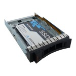 """Enterprise Professional EP400 - Solid state drive - encrypted - 120 GB - hot-swap - 2.5"""" (in 3.5"""" carrier) - SATA 6Gb/s - 256-bit AES - for Lenovo System x3250 M5; x3300 M4; x35XX M4; x35XX M5; x3650 M5; x36XX M4"""