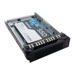 "Enterprise Professional EP400 - Solid state drive - encrypted - 480 GB - hot-swap - 2.5"" (in 3.5"" carrier) - SATA 6Gb/s - 256-bit AES"