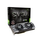 GeForce GTX 1080 ACX 3.0 - Graphics card - GF GTX 1080 - 8 GB GDDR5X - PCIe 3.0 x16 - DVI, HDMI, 3 x DisplayPort