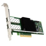 Ethernet Converged Network Adapter X710-DA2 - Network adapter - PCIe 3.0 x8 low profile - 10 Gigabit SFP+ x 2