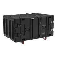"Pelican Products Pelican-Hardigg Cases Classic-V Rack - Hard carrying case - black - 7U - 19"" CLASSIC-V-7U-SAE"