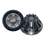 Dryver Series PLD15WD - Subwoofer driver - for car