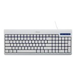 Keyboard - USB - white
