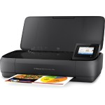 Officejet 250 Mobile All-in-One - Multifunction printer - color - ink-jet - Legal (8.5 in x 14 in) (original) - A4/Legal (media) - up to 18 ppm (copying) - up to 20 ppm (printing) - 50 sheets - USB 2.0, Wi-Fi, USB 2.0 host