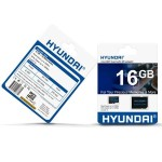Flash memory card ( microSDHC to SD adapter included ) - 16 GB - UHS-I / Class10 - microSDHC UHS-I
