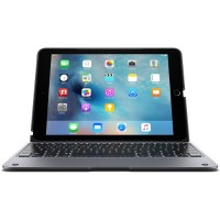 Incipio iPad Air 2 ClamCase+ Backlit Keyboard Case - Space Gray (B2B) IPD-302-SGRY-B2B