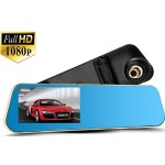 Full HD Car DVR with Back Camera