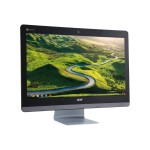 "Chromebase CA24I_Wtb5200U - All-in-one - 1 x Core i5 5200U / 2.2 GHz - RAM 8 GB - SSD 32 GB - HD Graphics 5500 - GigE - WLAN: Bluetooth 4.0, 802.11a/b/g/n/ac - Chrome OS - monitor: LED 23.8"" 1920 x 1080 (Full HD) touchscreen"