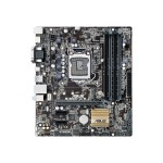 B150M-A/M.2 - Motherboard - micro ATX - LGA1151 Socket - B150 - USB 3.0, USB-C - Gigabit LAN - onboard graphics (CPU required) - HD Audio (8-channel)