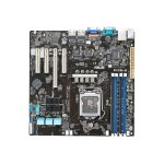 P10S-M - Motherboard - micro ATX - LGA1151 Socket - C232 - USB 3.0 - 2 x Gigabit LAN - onboard graphics