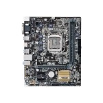 H110M-A/M.2 - Motherboard - micro ATX - LGA1151 Socket - H110 - USB 3.0 - Gigabit LAN - onboard graphics (CPU required) - HD Audio (8-channel)