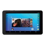 "e-matic EGQ223SK - Tablet - Android 5.1 (Lollipop) - 16 GB - 10.1"" ( 1024 x 600 ) - microSD slot - black EGQ223SKBL"