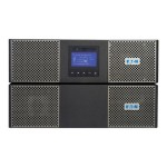 9PX3K3UNTF5 - UPS ( rack-mountable / external ) - AC 200/208/220/230/240 V - 3000 Watt - 3000 VA - Ethernet, RS-232, USB - output connectors: 21 - 6U - black and silver