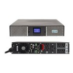 9PX3000RT - UPS (rack-mountable / external) - AC 100/110/120/125 V - 2700 Watt - 3000 VA - Ethernet, RS-232, USB - output connectors: 7 - 2U - black and silver