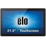 ELO Touch Solutions I-Series ESY22i2 - Personal computer - all-in-one - 1 x Celeron N3160 / 1.6 GHz - RAM 2 GB - SSD 1 x 128 GB - no optical drive - no optical drive - HD Graphics 400 - 10Mb LAN, 100Mb LAN, GigE, 802.11b, 802.11a, 802.11g, 802.11n, Bluetooth 4.0, 802.11ac - E970879